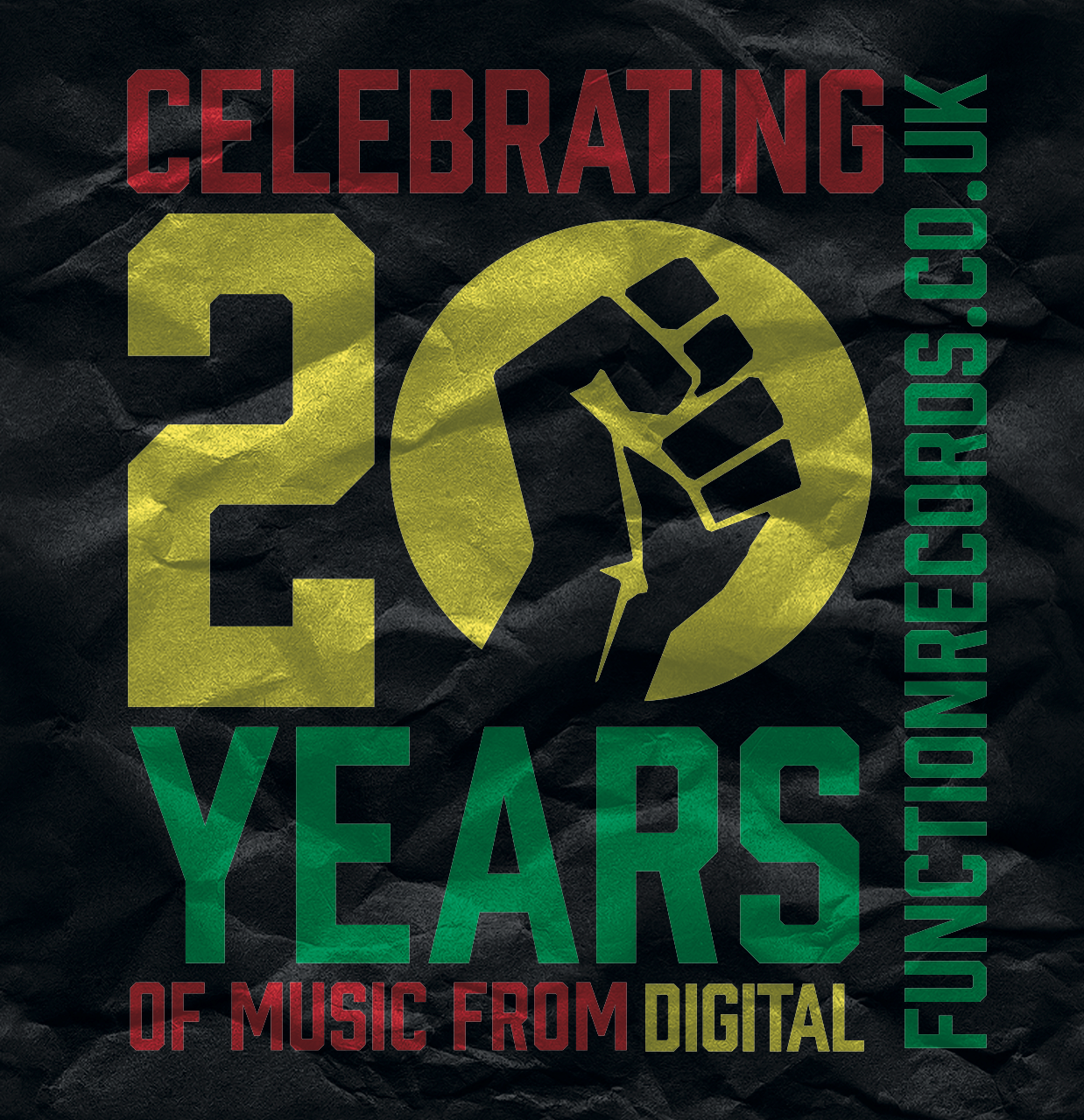 DIGITAL - 20 years in the making - Function Records