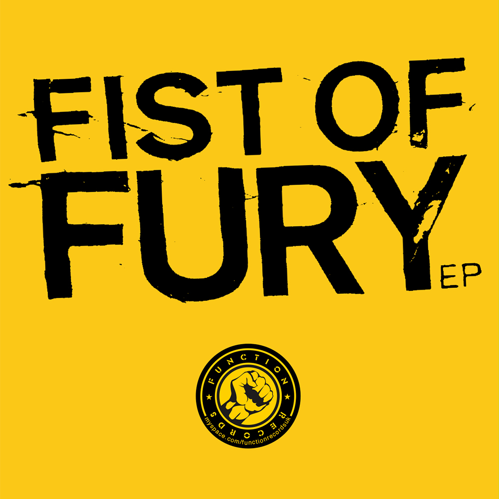 Fist of Fury EP - Function Records