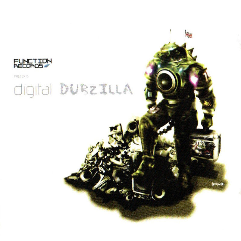 Digital - Dubzilla Album - Wavs