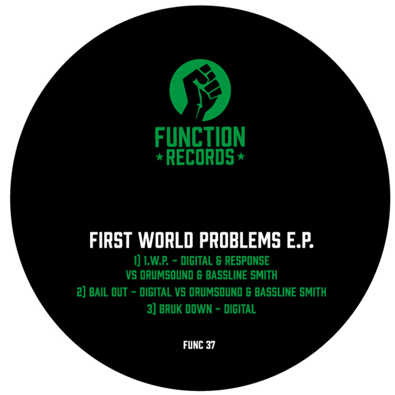 First World Problems EP - WAVS