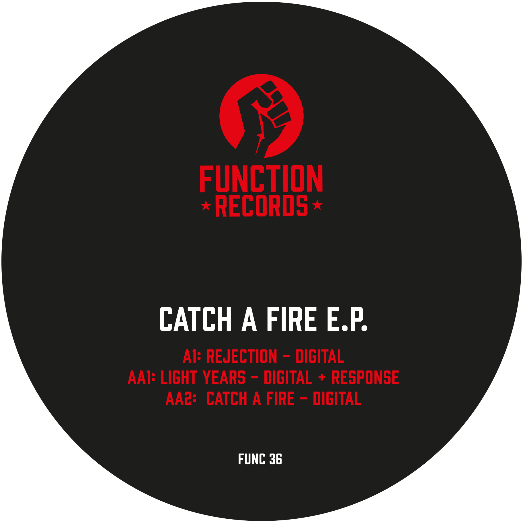 Catch A Fire EP - Wavs