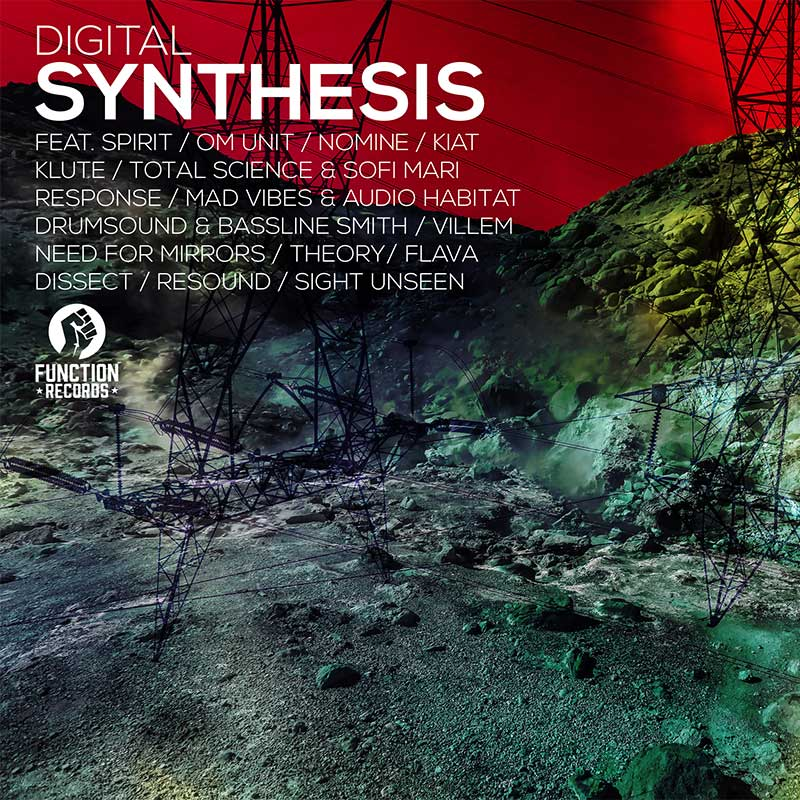 Digital - 'Synthesis' Album 4 x 12