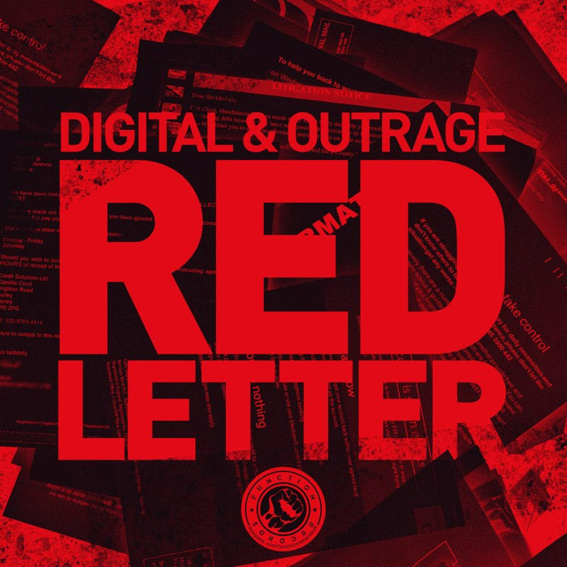 Red Letter LP - Function Records